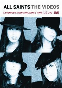 Cover All Saints - The Videos [DVD]